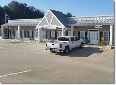 Commercial Store Fronts and Office Space